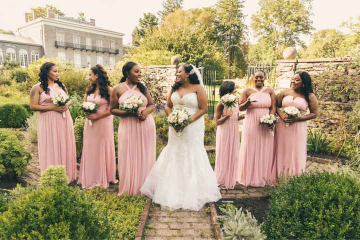 Bam!!! August 31st Wedding in New York - 9