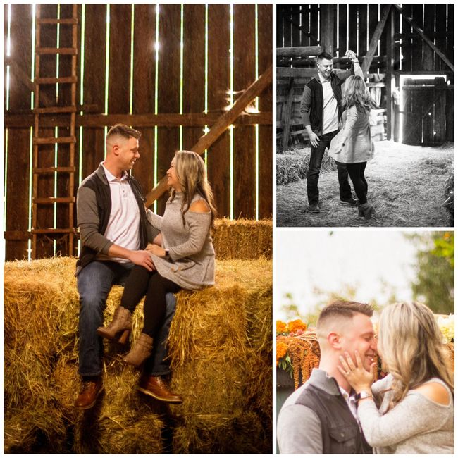Favorite engagement pictures! 7
