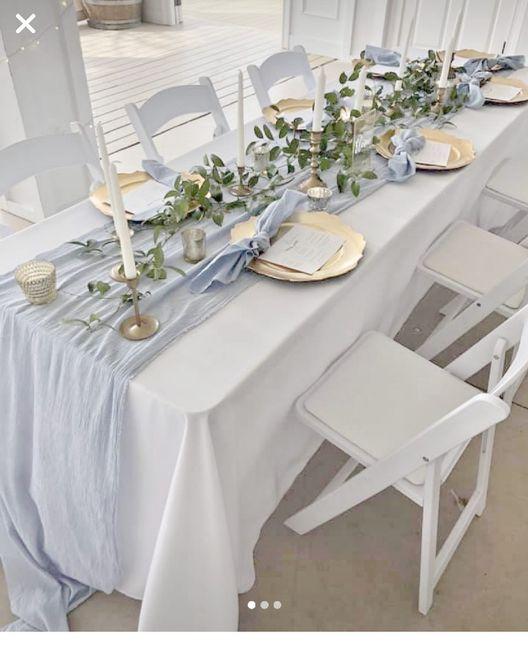 Decor on Tables? 2