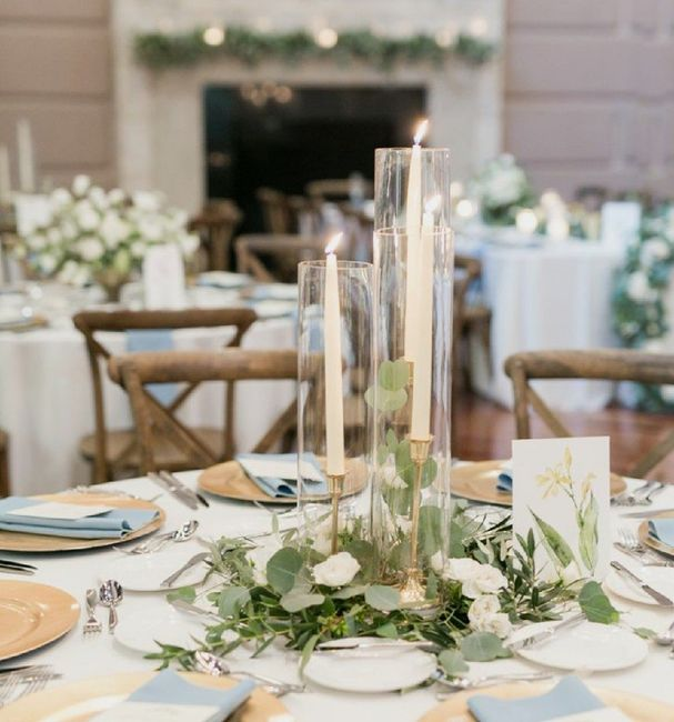 Looking for brides with similar decor themes that diy - 2