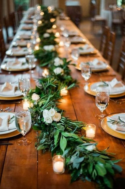Looking for brides with similar decor themes that diy - 4