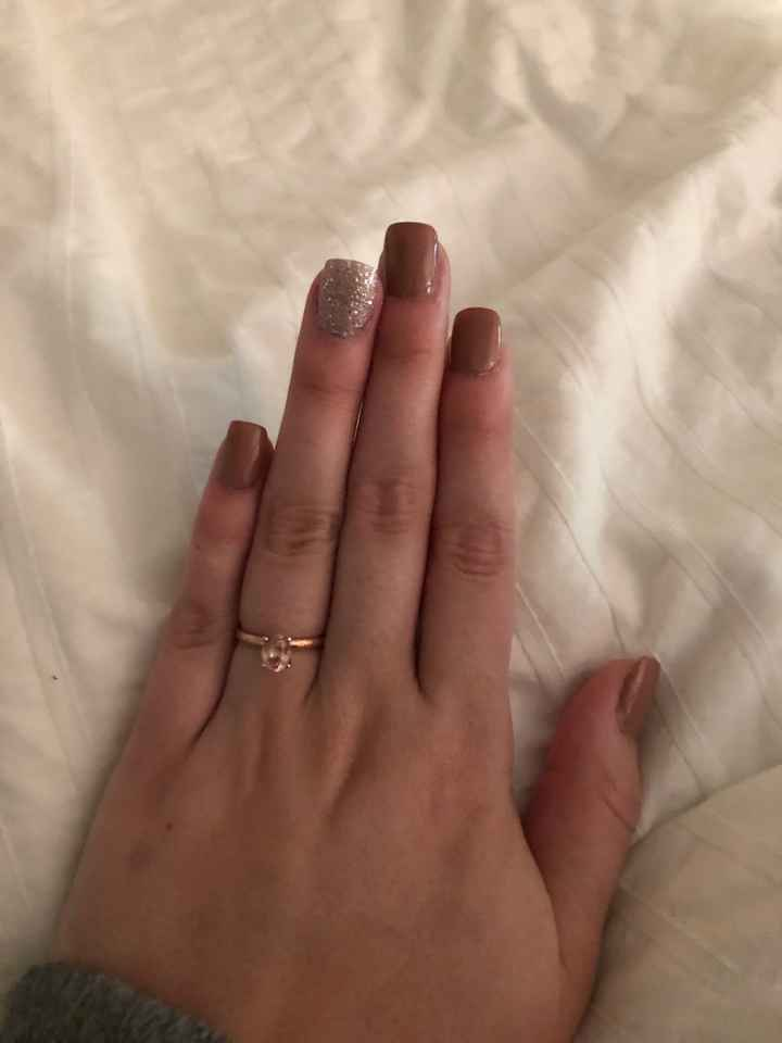 Different ring choices - 1
