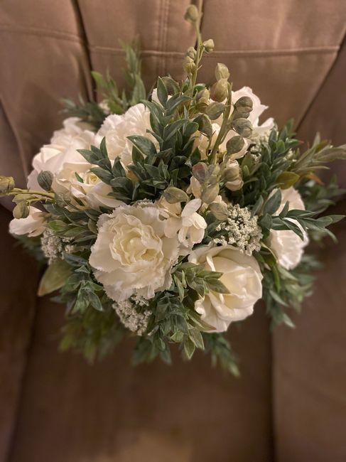 diy bridal bouquet 1
