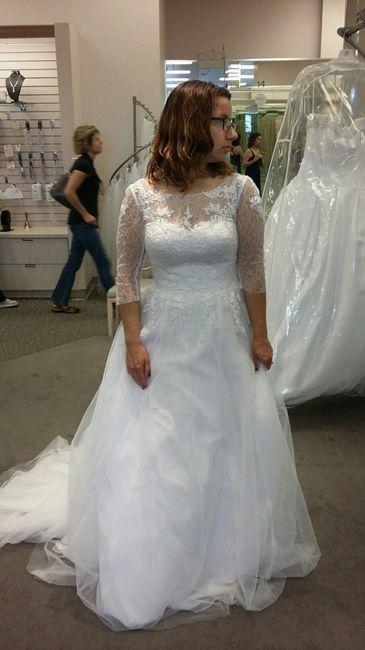 Found My Dress Yay Weddings Etiquette And Advice Wedding