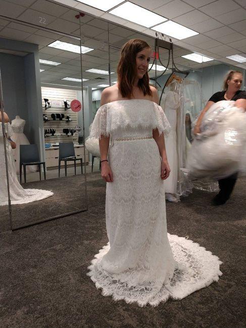 Fall wedding dress inspo 9