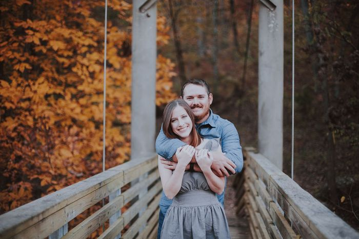 Fall Engagement Pictures Ideas 13
