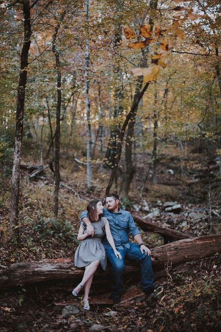 Fall Engagement Pictures Ideas 14
