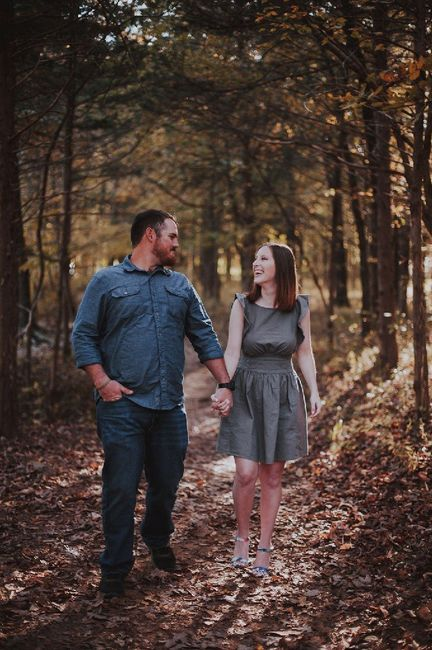 Fall Engagement Pictures Ideas 15