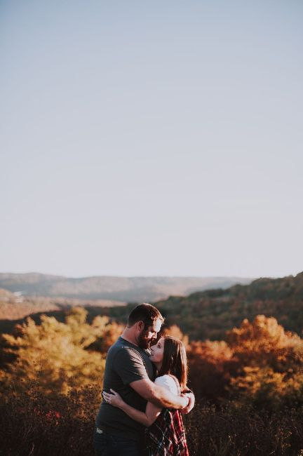 Fall Engagement Pictures Ideas 17