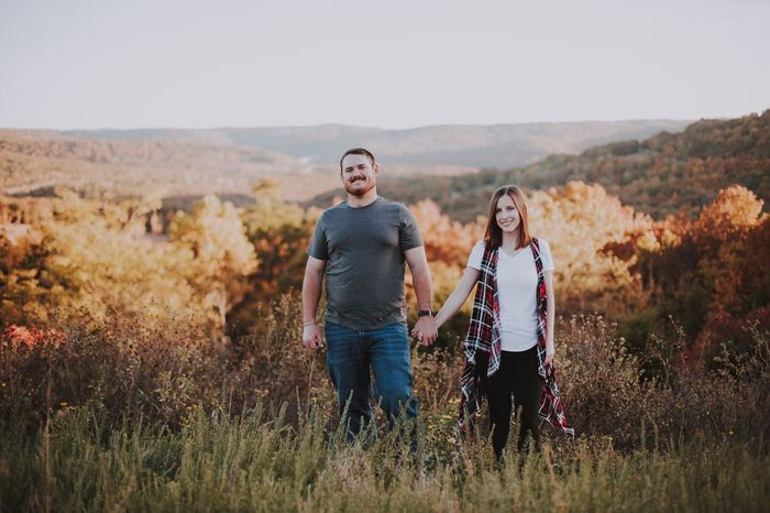 Fall Engagement Pictures Ideas 18