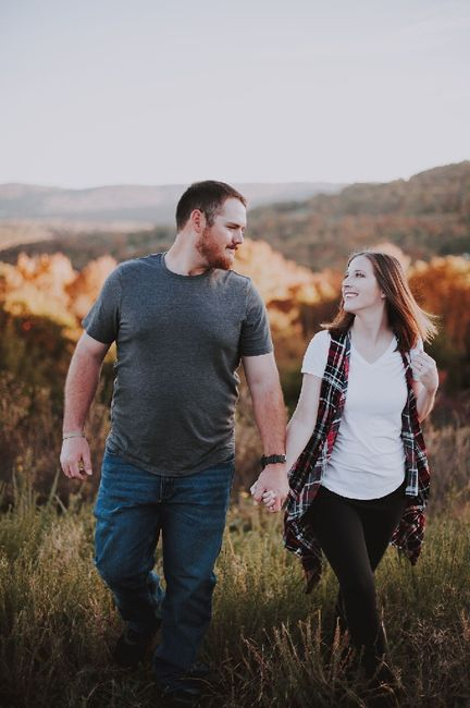 Fall Engagement Pictures Ideas 19