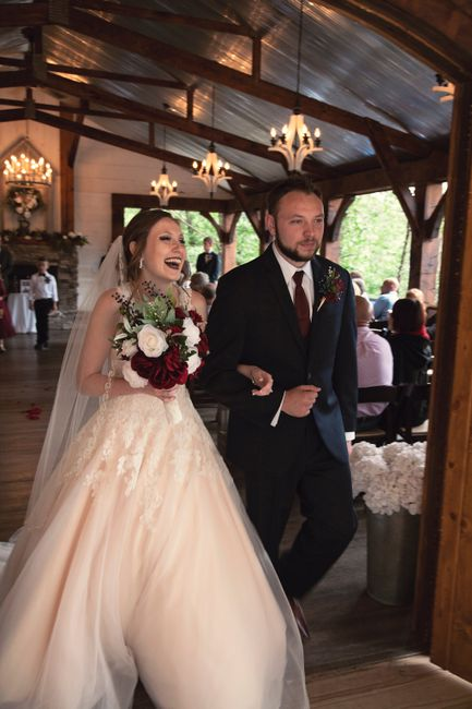 Share your recessional photo! 😊 6