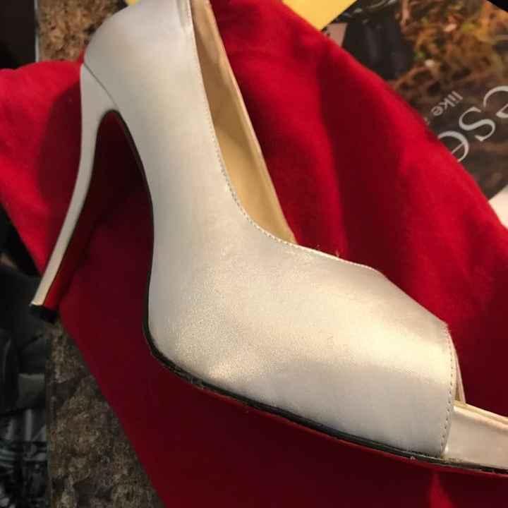 Wedding shoes!! - 1