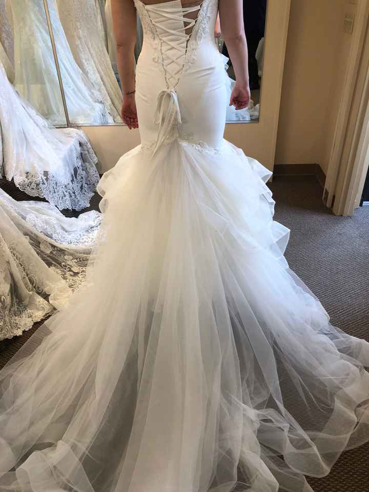 i said yes to the dress! - 3