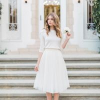 Reception dress... - 1