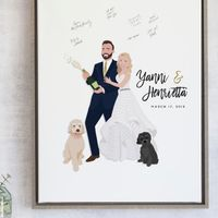 How to include my dogs without them being in my wedding - 1