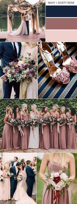 Wedding color scheme 1