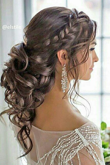 What kind of hairstyle?? | Weddings, Hair and Makeup | Wedding ...