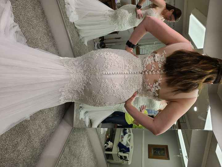 Second fitting down, two more to go! - 3