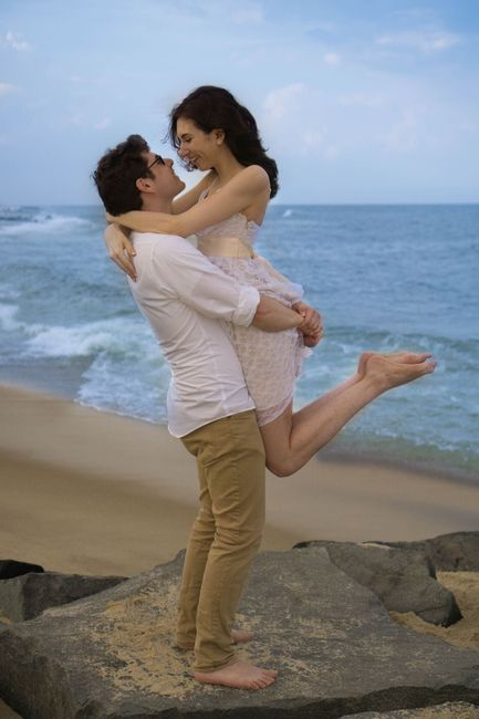 Where are you taking your engagement pictures? 6