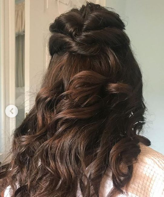 Your wedding hairstyle 13