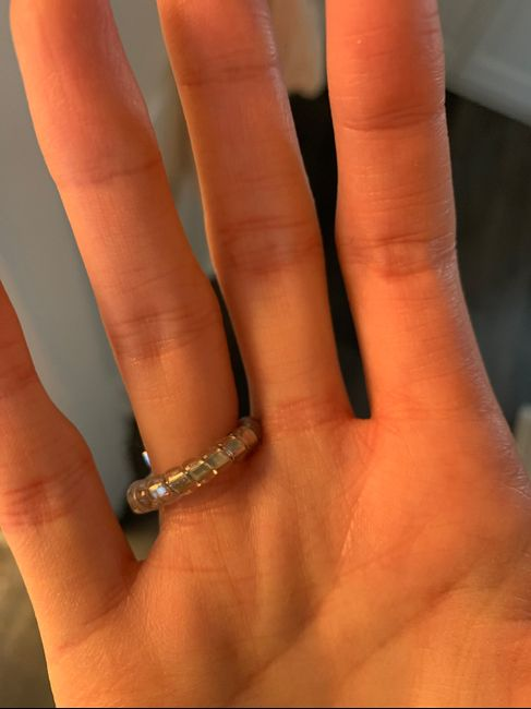 Family heirloom ring! / 9 months married 2
