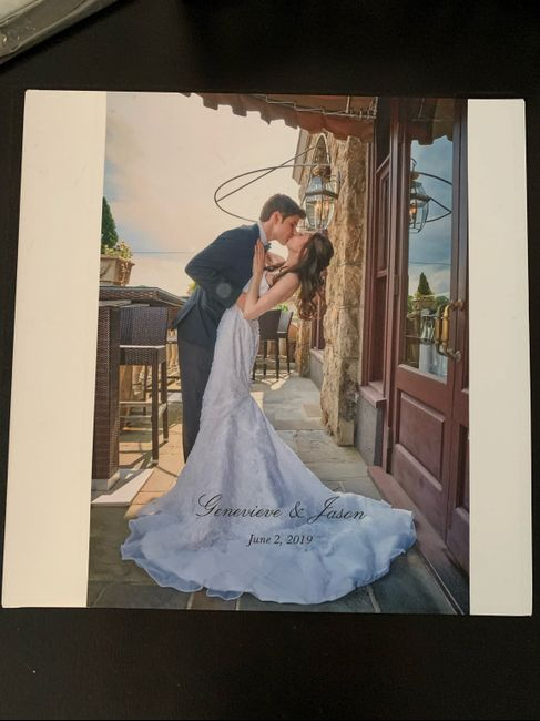 Shutterfly professional flush mount photo album thoughts? 4