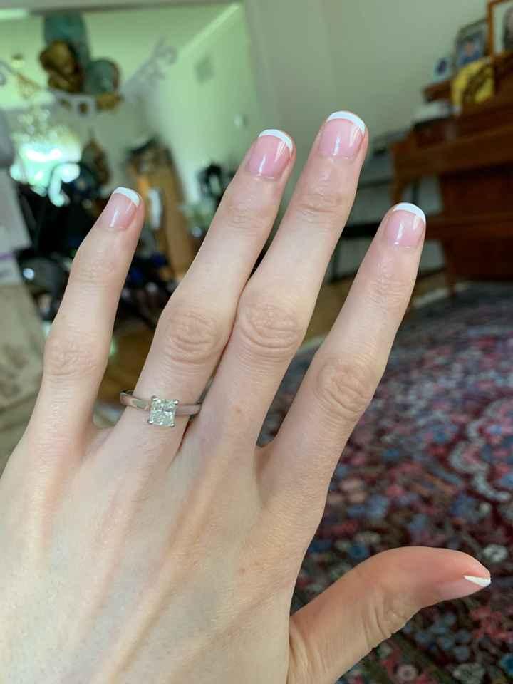 Wedding nails!!!! - 1