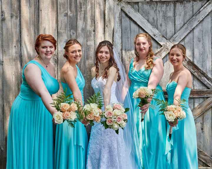 Should i even ask my bridesmaids what kind of dress they want to wear? - 1