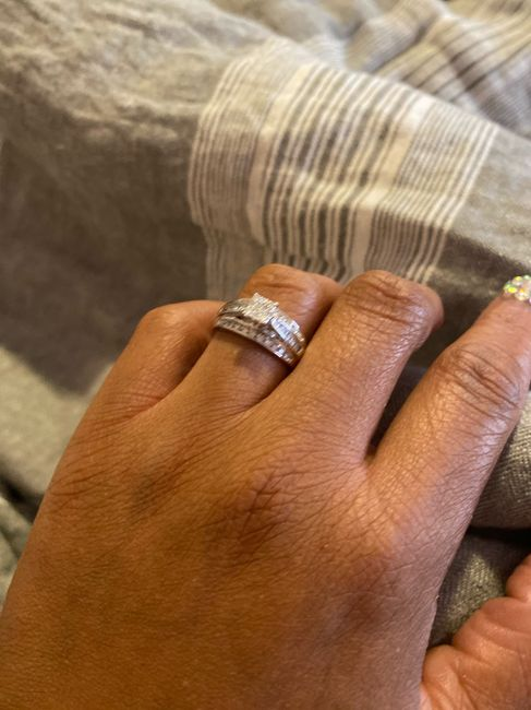 My ring getting married June 25 ,2022 1
