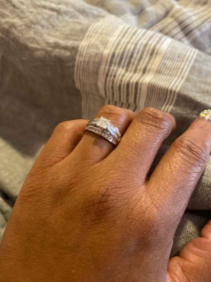 My ring getting married June 25 ,2022 - 1