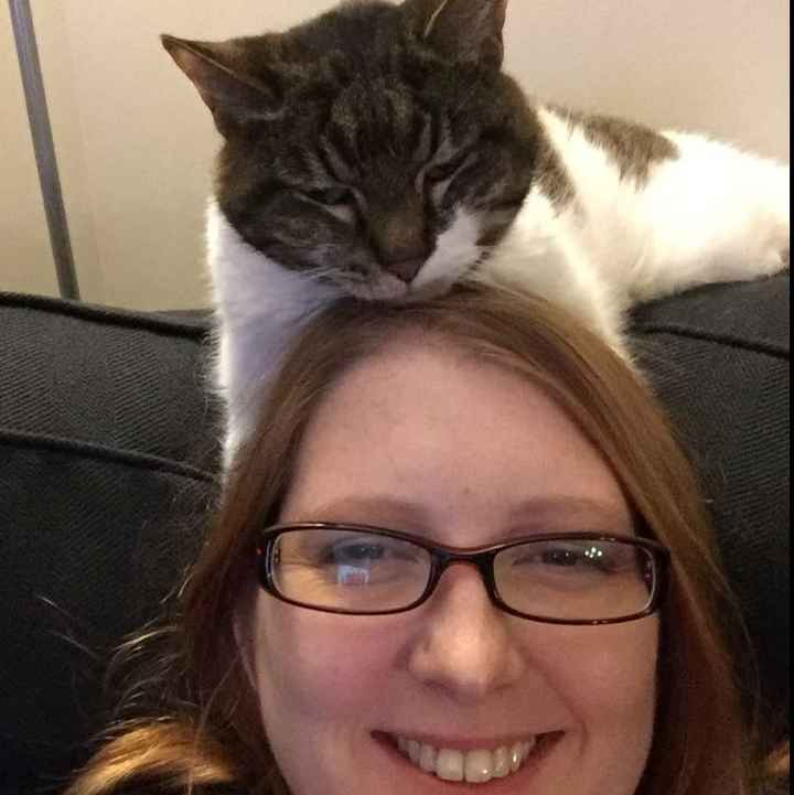 NWR: you and furbaby pic!