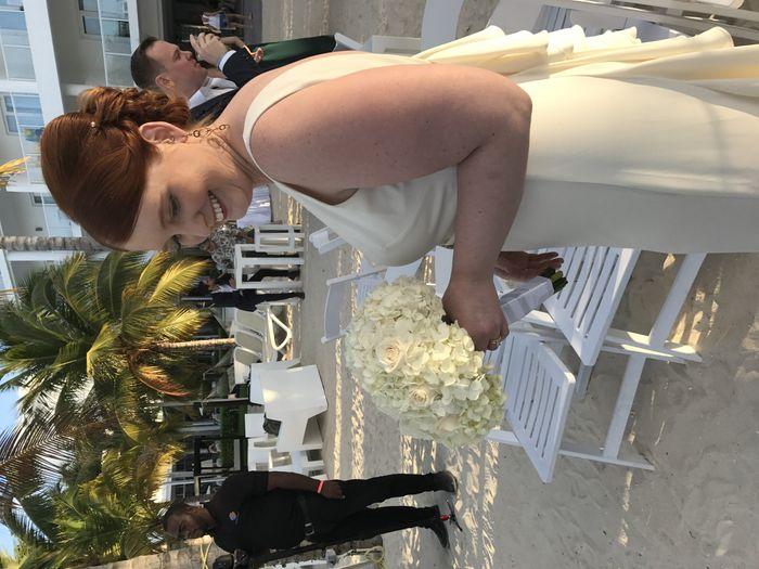 Non-Pro Destination Wedding BAM!