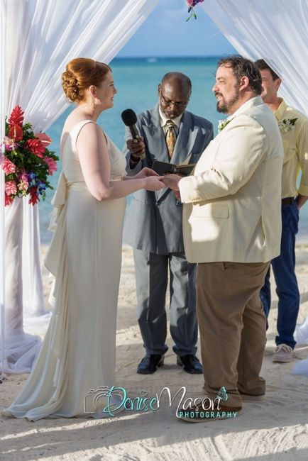 Share a photo from your ceremony!