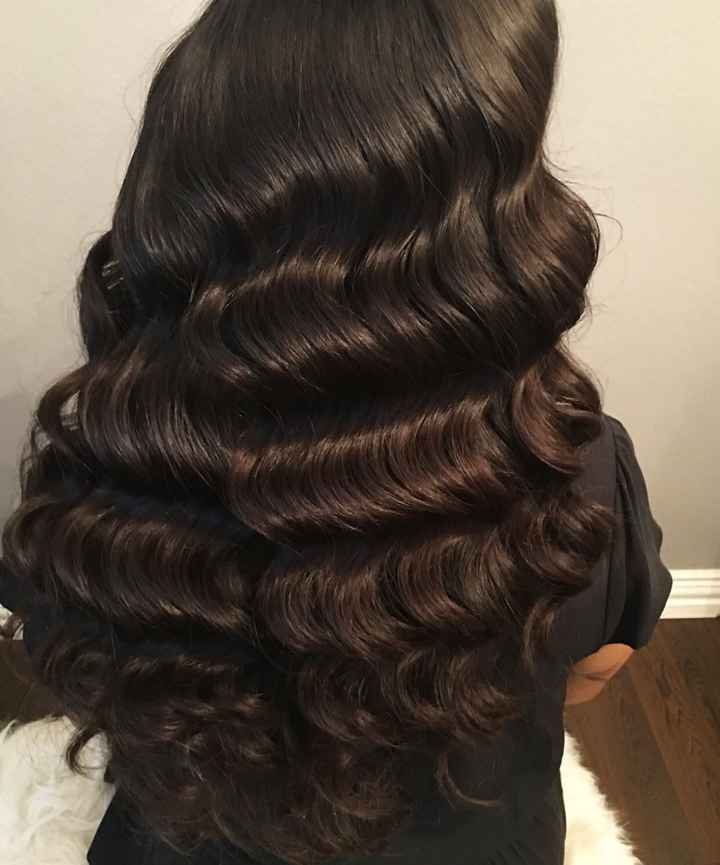 Vote: Engagement Hair Style - 2