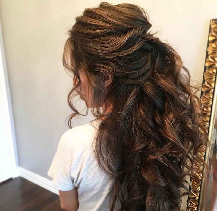 Vote: Engagement Hair Style - 3