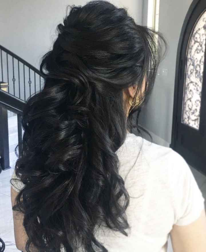 Vote: Engagement Hair Style - 4