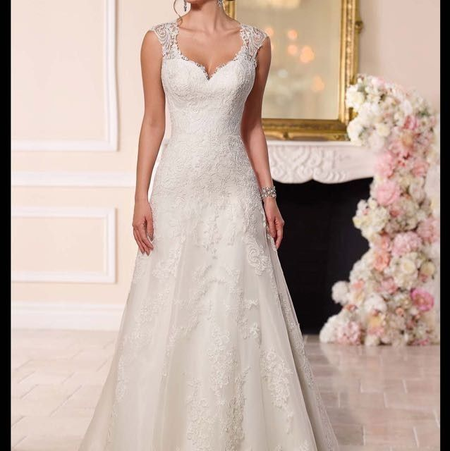Adding Sleeves To A Wedding Dress