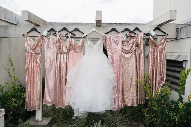 Mismatched bridesmaid dress examples? 9