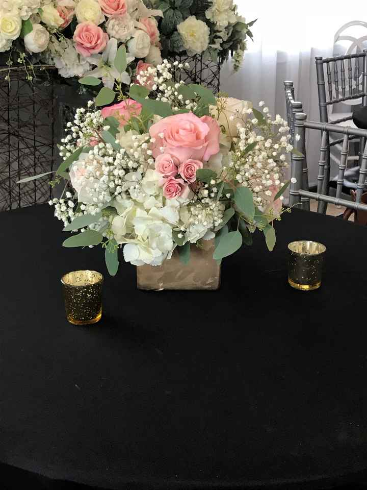 Show me some of your wedding decor! - 1