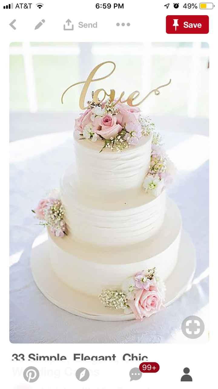 Cake Topper! - 1