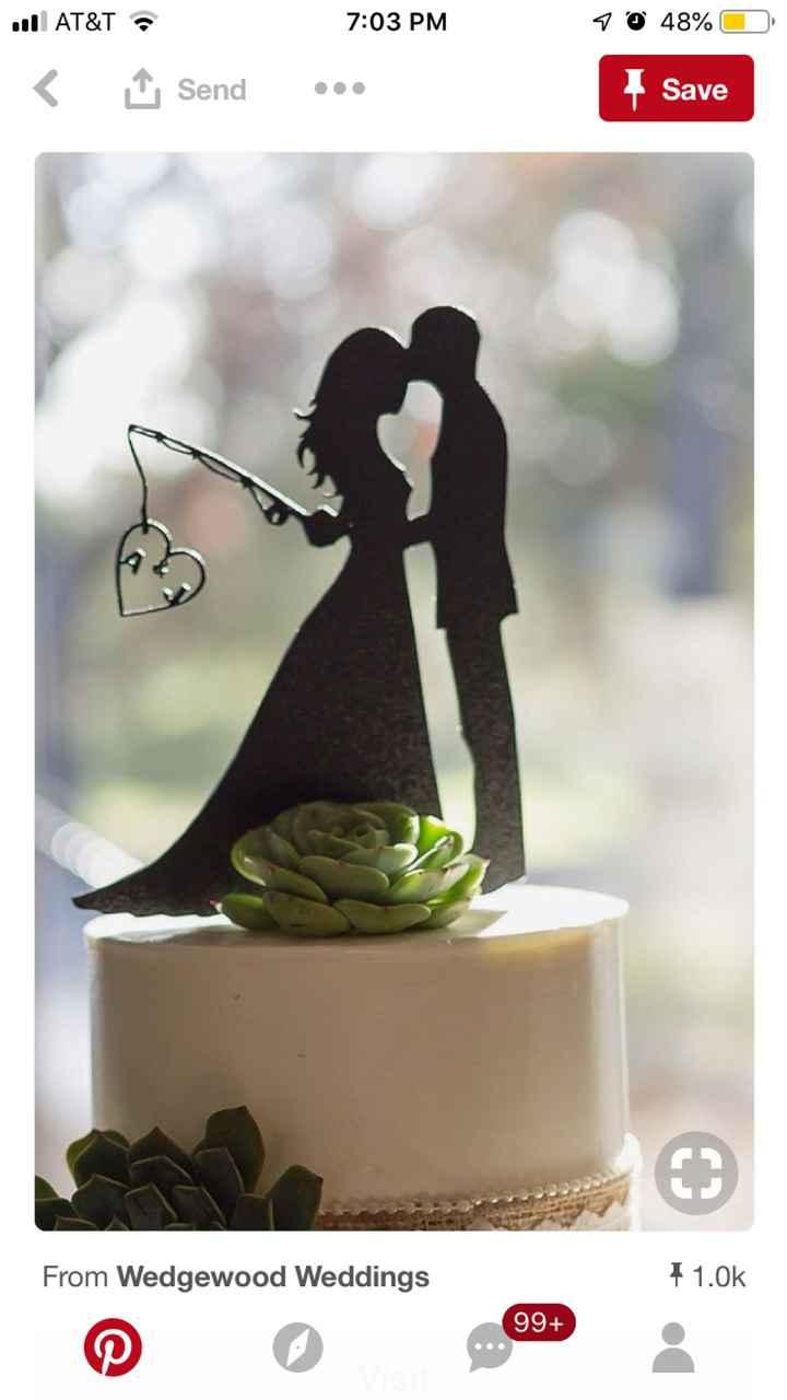 Cake Topper! - 2