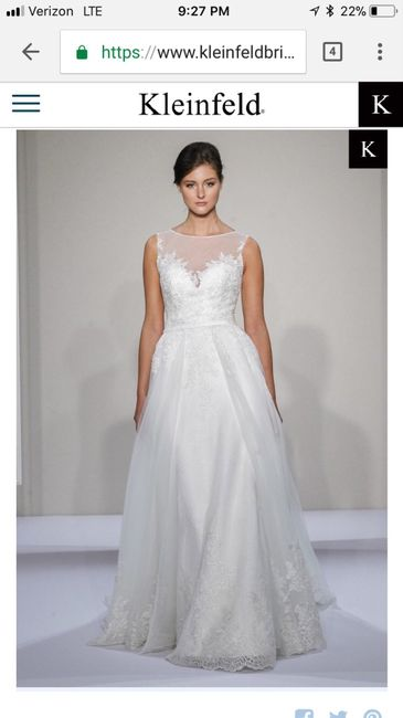 Wedding Dress Designers! Who are you wearing? 16