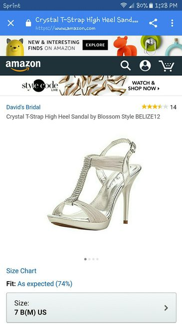 dc70e73b994af Wedding Shoes Vent and Advice | Weddings, Etiquette and Advice ...