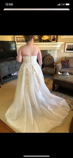 i found my dress today 4