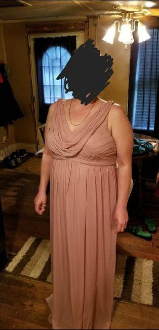 Keep or Cancel: Matching Bridesmaids Dresses? 5