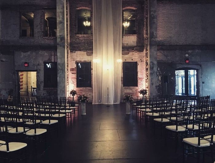 What was most important to you when choosing your reception venue? 14
