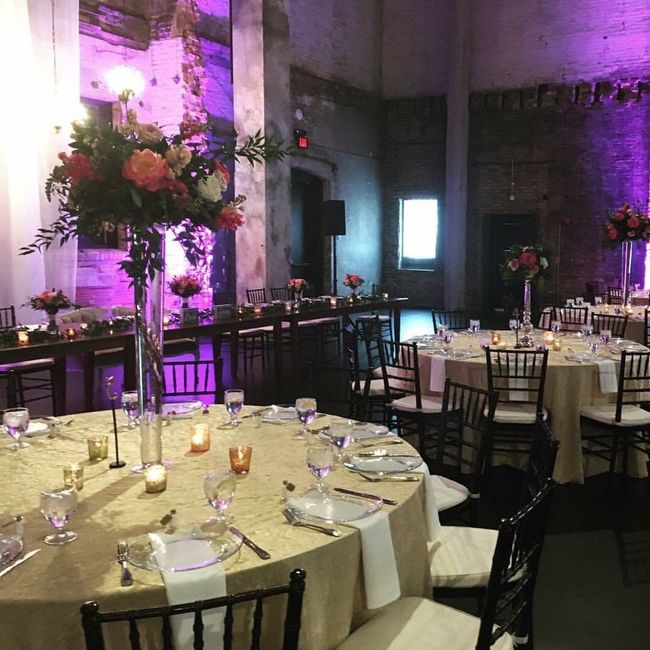 What was most important to you when choosing your reception venue? 13