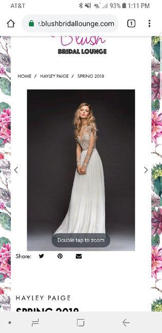 Dress advice! 2