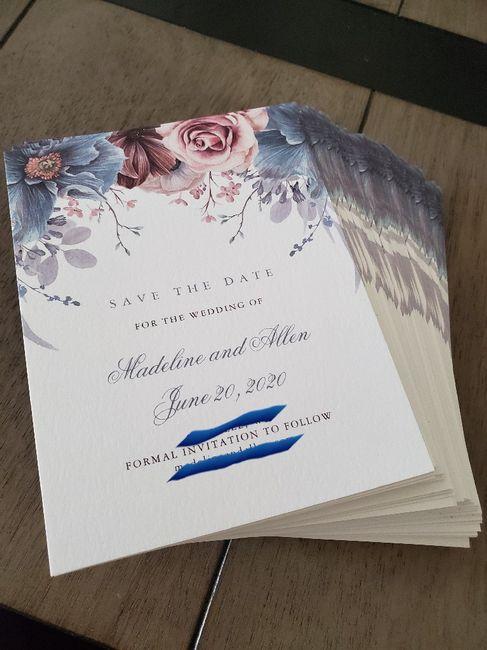 Wedding Invitations on a Budget 4